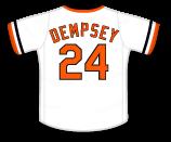 1983 World Series MVP Rick Dempsey